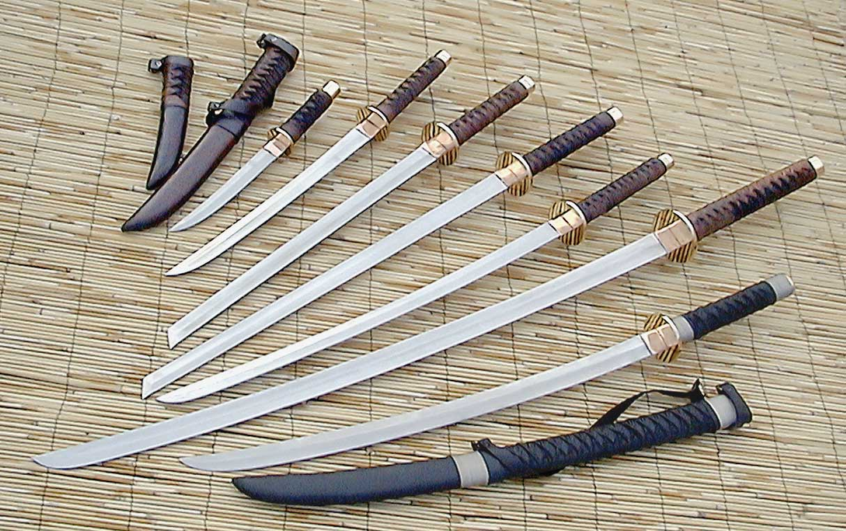Japanese Sword Collection