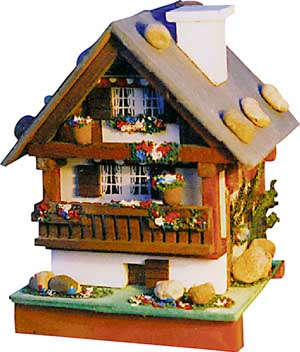 Musical Alpine Cottage