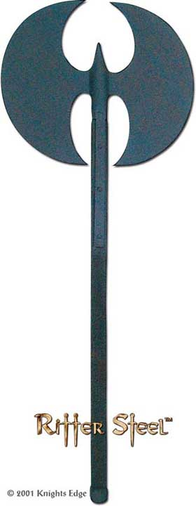 Medieval Double Headed War Axe