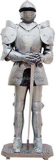 Eagle Crest Suit of Armor Display
