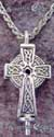 Celtic Jewelry - Celtic Cross Perfume Locket
