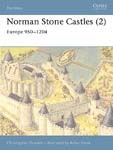 Norman Stone Castles (2) Europe 950–1204