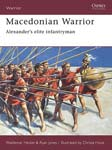 Macedonian Warrior - Alexander's elite infantryman