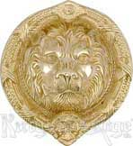 Unique Royal Lion Door Knockers