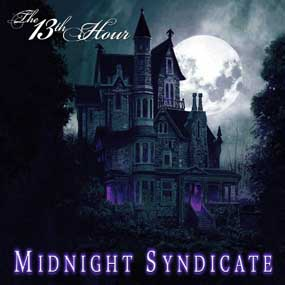 Midnight Syndicate - The 13th Hour CD with haunted house music