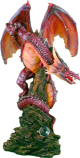 The Dragon King Figurine