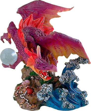 Dragon Seas Figurine