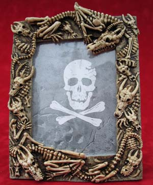 Dragon Bones Photo Frame