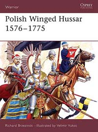 Polish Winged Hussar 1576-1775