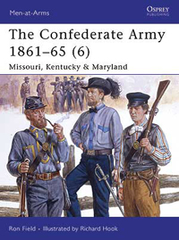 The Confederate Army 1861-65 (6)