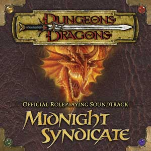 Midnight Syndicate - Dungeons & Dragons - Official Roleplaying Soundtrack