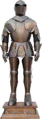 Suit of Armour from 17th Century by Knight's Edge